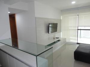 Flat Graças Prince 2 quartos, Apartmány  Recife - big - 28