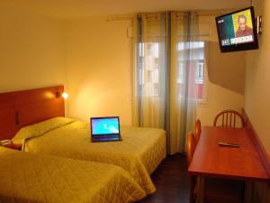 Résidence du Soleil, Aparthotels  Lourdes - big - 34