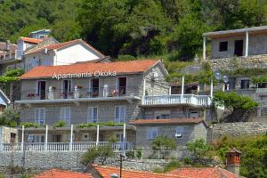 Apartments Okuka, Apartmanok  Tivat - big - 69