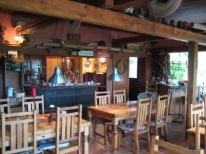 Longhorn Ranch Countryhotel - Garni, Penziony – hostince  Schönau - big - 14