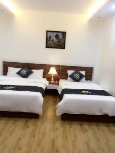 Queen Motel, Szállodák  Hạ Long-öböl - big - 11