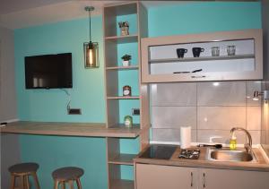 Apartmani Zrenjanin, Гостевые дома  Зренянин - big - 12