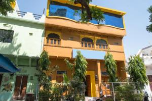 Lake View 3BHK Villa Brahmpol, Apartmanok  Udaipur - big - 23