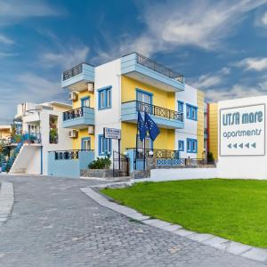 Hostels e Albergues - Litsa Mare Apartments