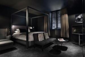 Petit Hôtel Confidentiel, Отели  Шамбери - big - 58