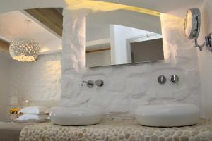 Spiros, Apartmánové hotely  Naxos Chora - big - 229