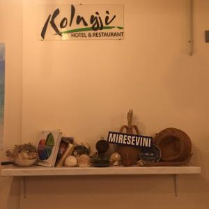 Hotel Kolagji, Hotels  Himarë - big - 92