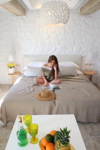 Spiros, Apartmánové hotely  Naxos Chora - big - 228