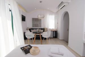 Spiros, Apartmánové hotely  Naxos Chora - big - 231
