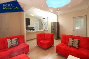 peña de carlo, Guest houses  Toluca - big - 28