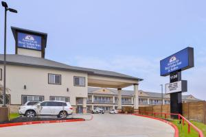 Americas Best Value Inn and Suites, Hotels  Humble - big - 23