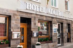 Hotel Adler - Fellbach