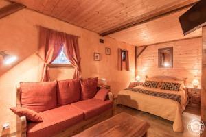 Chambres d'hôtes La Simoniere - Accommodation - Châtillon-sur-Cluses