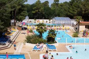 Location gîte, chambres d'hotes Camping Officiel Siblu Le Bois Dormant dans le département Vendée 85