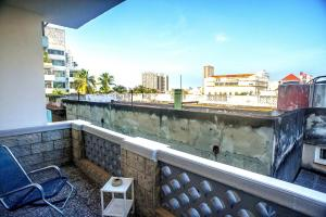 Luxurious apartment with balcony in Vedado