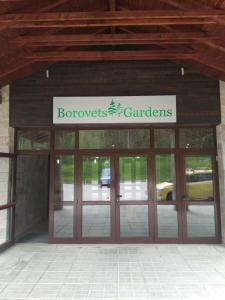 Apartment in Borovets Gardens C17, Apartments  Borovets - big - 42