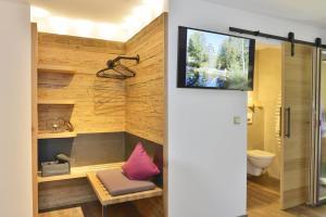 Pension Waldkristall, Hotely  Frauenau - big - 8