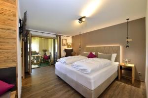 Pension Waldkristall, Hotely  Frauenau - big - 7