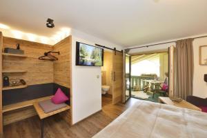Pension Waldkristall, Hotely  Frauenau - big - 49