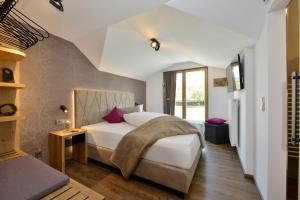 Pension Waldkristall, Hotely  Frauenau - big - 6