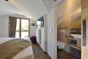 Pension Waldkristall, Hotely  Frauenau - big - 4
