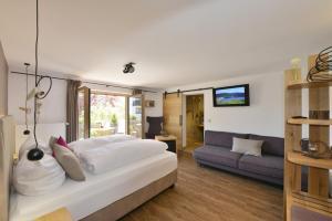Pension Waldkristall, Hotely  Frauenau - big - 14