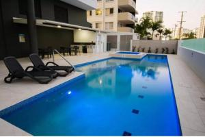 obrázek - Maroochydore Home with a View, Parking and Pool
