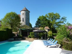 Chateau de Sadillac, Ville  Sadillac - big - 11