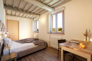 Casale Sterpeti, Panziók  Magliano in Toscana - big - 6