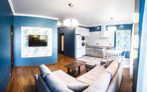 Luxury apartments in the center of Kazan on the Petersburg
