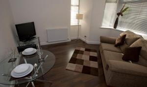 Aberdeen Serviced Apartments - The Lodge, Apartments  Aberdeen - big - 12