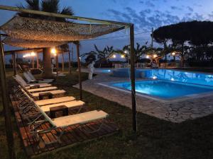 Hostels e Albergues - Glyfa Beach Hotel