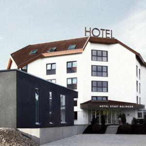 Hotel Stadt Balingen - Hausen am Tann