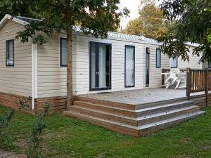 Location gîte, chambres d'hotes Camping La Marmotte dans le département Ariège 9