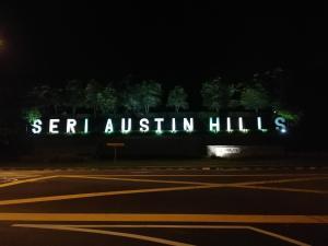 OS HomeStay Seri Austin Hills - Kampung Seelung