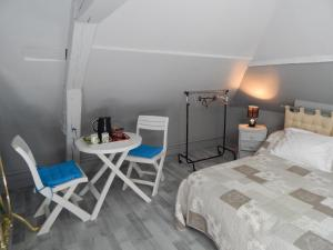 Les Coquillettes, Bed & Breakfasts  Honfleur - big - 39