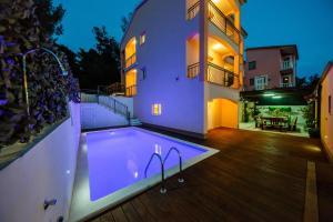 Villa Nora, Villen  Trogir - big - 31