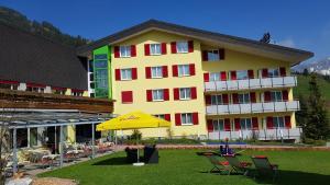 Hotel Cristal Sörenberg
