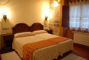 Hotel O Portelo Rural, Szállodák  Allariz - big - 5
