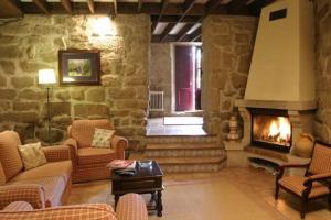 Hotel O Portelo Rural, Hotely  Allariz - big - 26