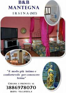 B&b Mantegna Irsina Mt - Accommodation - Irsina