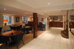 Anne de Bretagne, Hotel  Saint Malo - big - 10