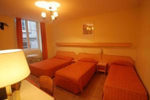 Anne de Bretagne, Hotel  Saint Malo - big - 8