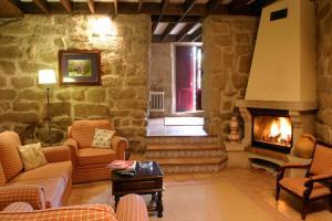 Hotel O Portelo Rural, Hotely  Allariz - big - 28