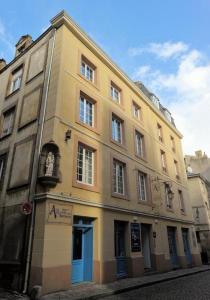 Anne de Bretagne, Hotel  Saint Malo - big - 12
