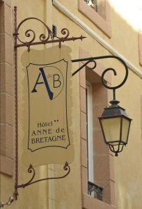 Anne de Bretagne, Hotel  Saint Malo - big - 5