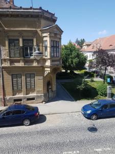 Schiller Apartment, Ferienwohnungen  Sibiu - big - 35
