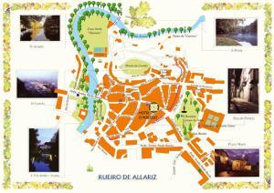 Hotel O Portelo Rural, Hotely  Allariz - big - 47