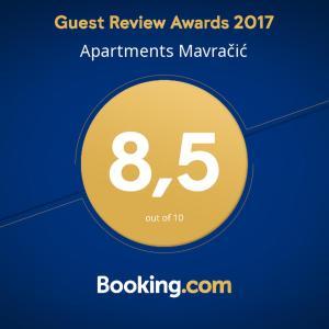 Apartments Mavračić, Apartmány  Vir - big - 10