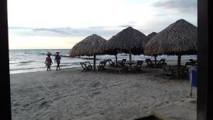 Hotel Playa Dorada, Penziony  Coveñas - big - 55